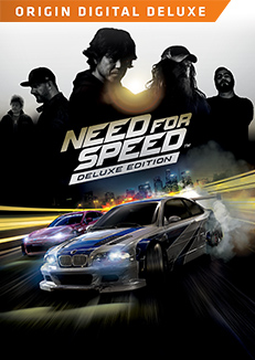 Need for Speed  - Deluxe Edition (Electronic Arts) (RUS/ENG/Multi) [Origin-Rip]