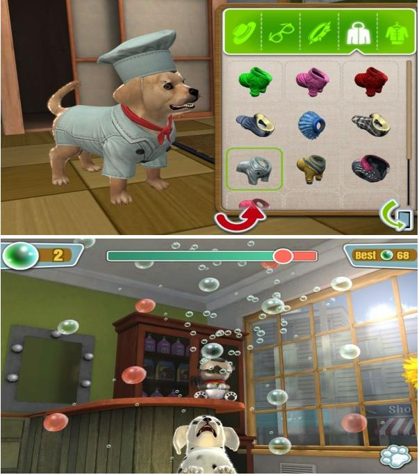PS Vita Pets Puppy Parlour Apk + Data MOD Coins 1.0