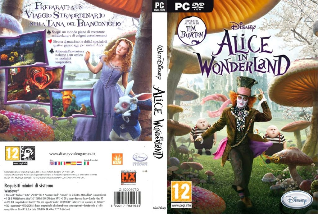 Alice-in-Wonderland-2DVD