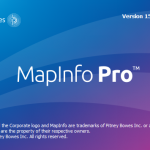 MapInfo Professional Full v16.0 Build 26 + Harita