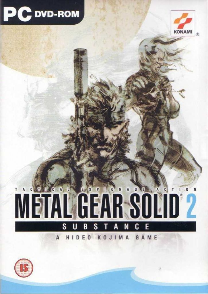 Metal-gear-solid-2-substancepc-multiespdvd