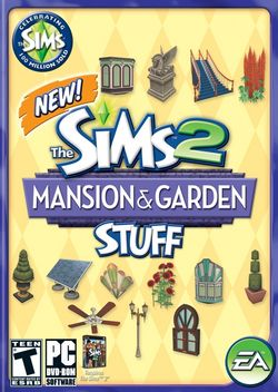 The_Sims_2_Mansion_&_Garden_Stuff_Cover