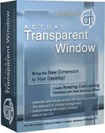 Actual Transparent Window 8.13 Full İndir