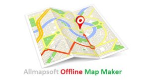 AllMapSoft Offline Map Maker 7.7 İndir Full