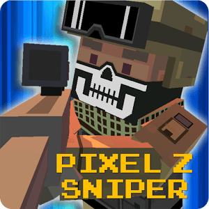 Pixel-Z-Sniper-Last-Hunter-Android