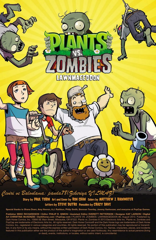 Plants vs. Zombies - Lawnmageddon 06_0001