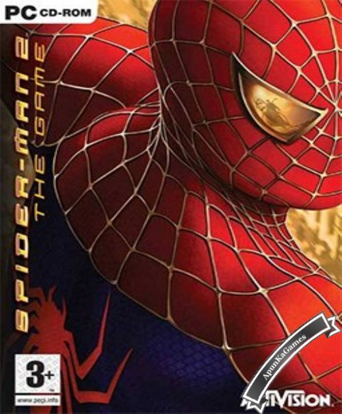 Spiderman 2 Cover