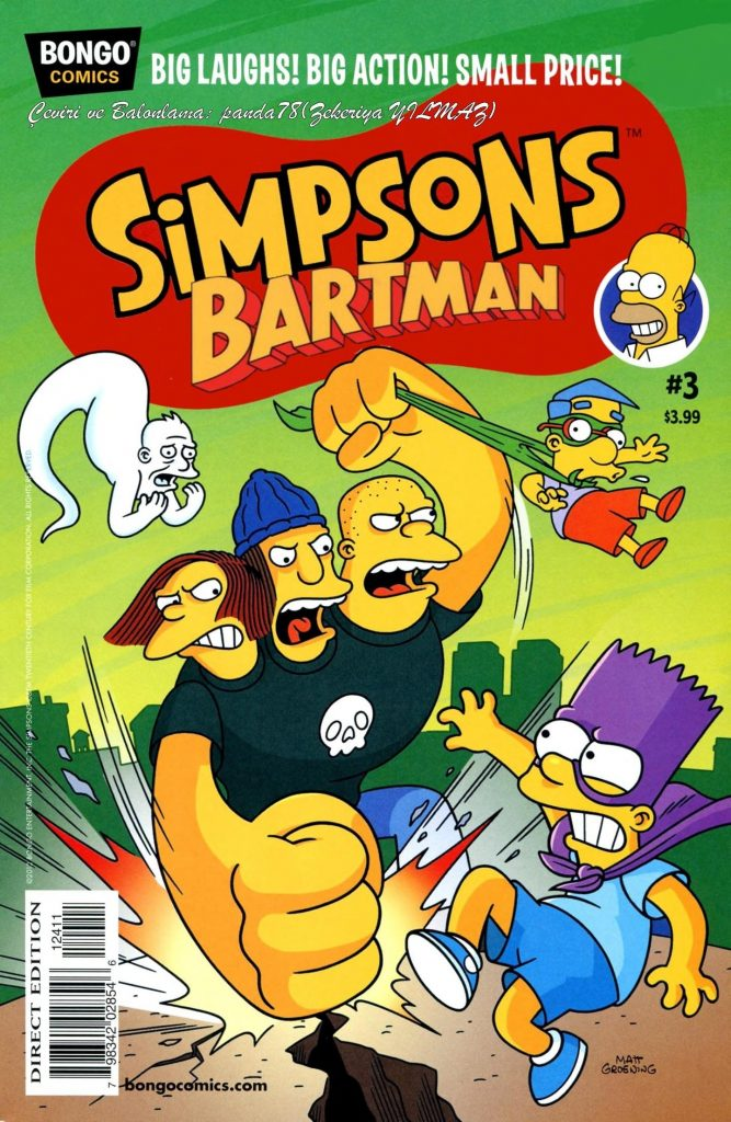 The Simpsons - Bartman_0000