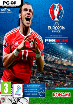 UEFA EURO 2016 France Full PC