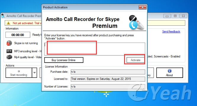 Amolto Call Recorder Premium for Skype Full 3.10.3.0 Full İndir