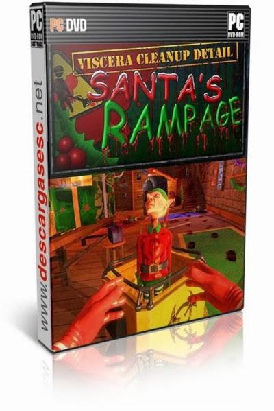 Santas Rampage
