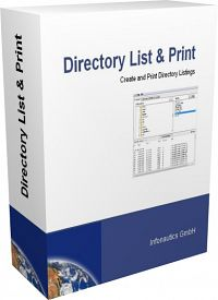 Directory List and Print Pro Full 3.52 İndir Download