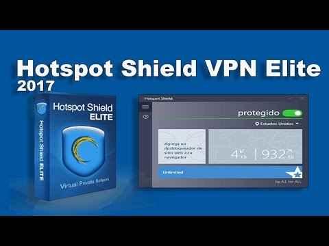 hotspot shield elite pc indir