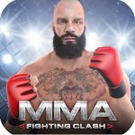 MMA Fighting Clash Apk İndir + DATA v1.02