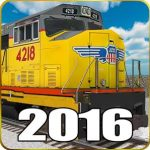 Train Simulator 2016 HD Apk İndir + Mod Para v1.0.1