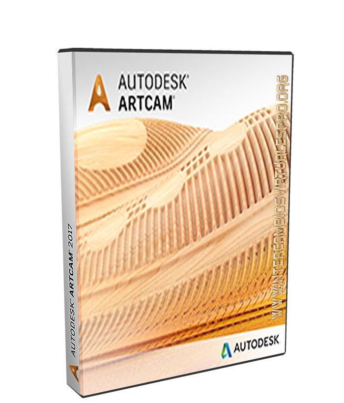 Autodesk ArtCAM 2017