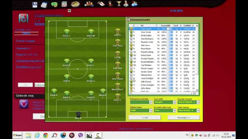 CyberFoot 2015 full pc,CyberFoot