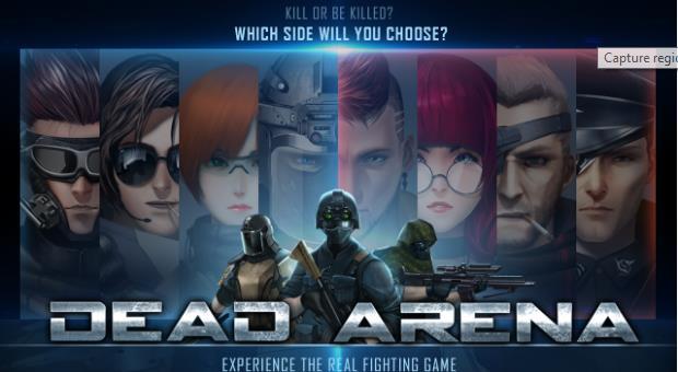 Dead Arena Strike Sniper2
