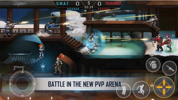 Dead Arena Strike Sniper3