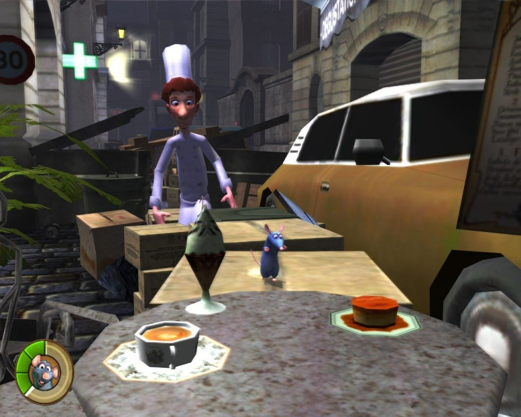 Ratatouille-PC-Game-Play