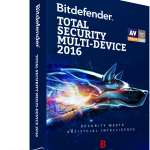 Bitdefender Total Security 2016 Yasal Serial Key Kmpanyası