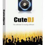 CuteDJ Full 4.3.3 DJ Mix Yapma Programı