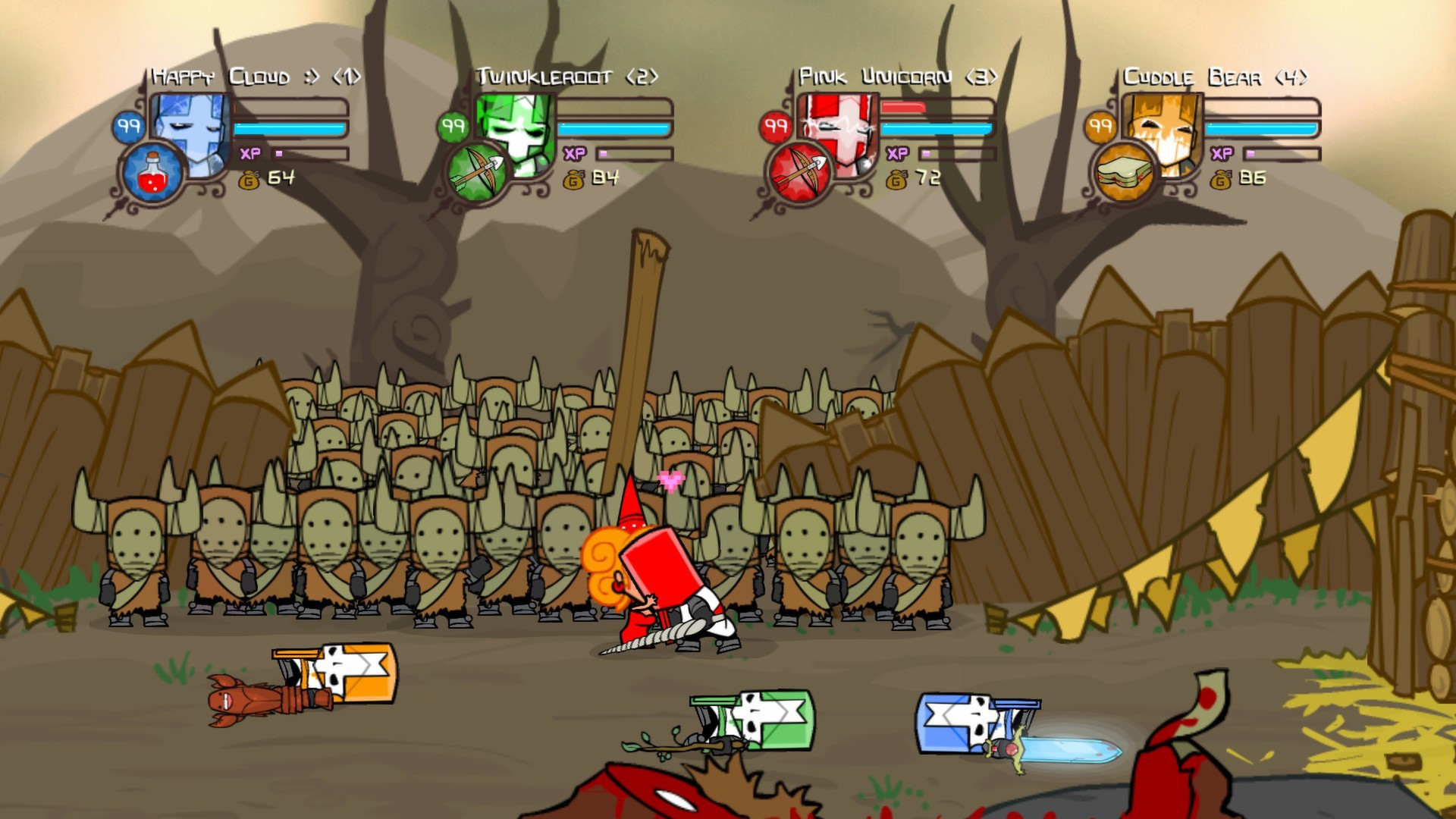 Castle Crashers full (2)
