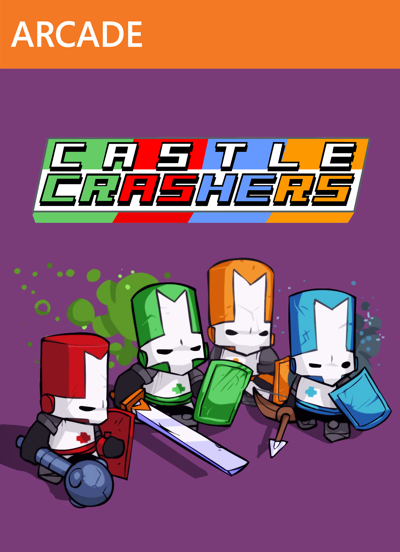 Castle Crashers full