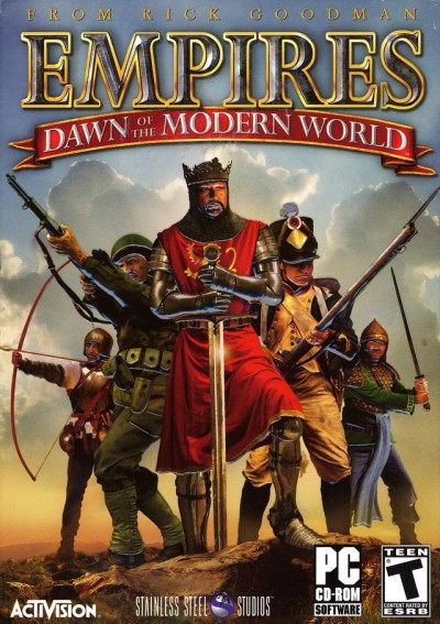 Empires Dawn of the Modern World