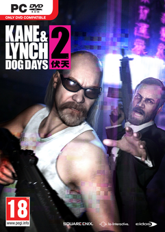 Kane And Lynch 2 Dog Days Complete