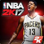 NBA 2K17 Apk Full + DATA Mod Para v0.0.21 Orjinal Oyun