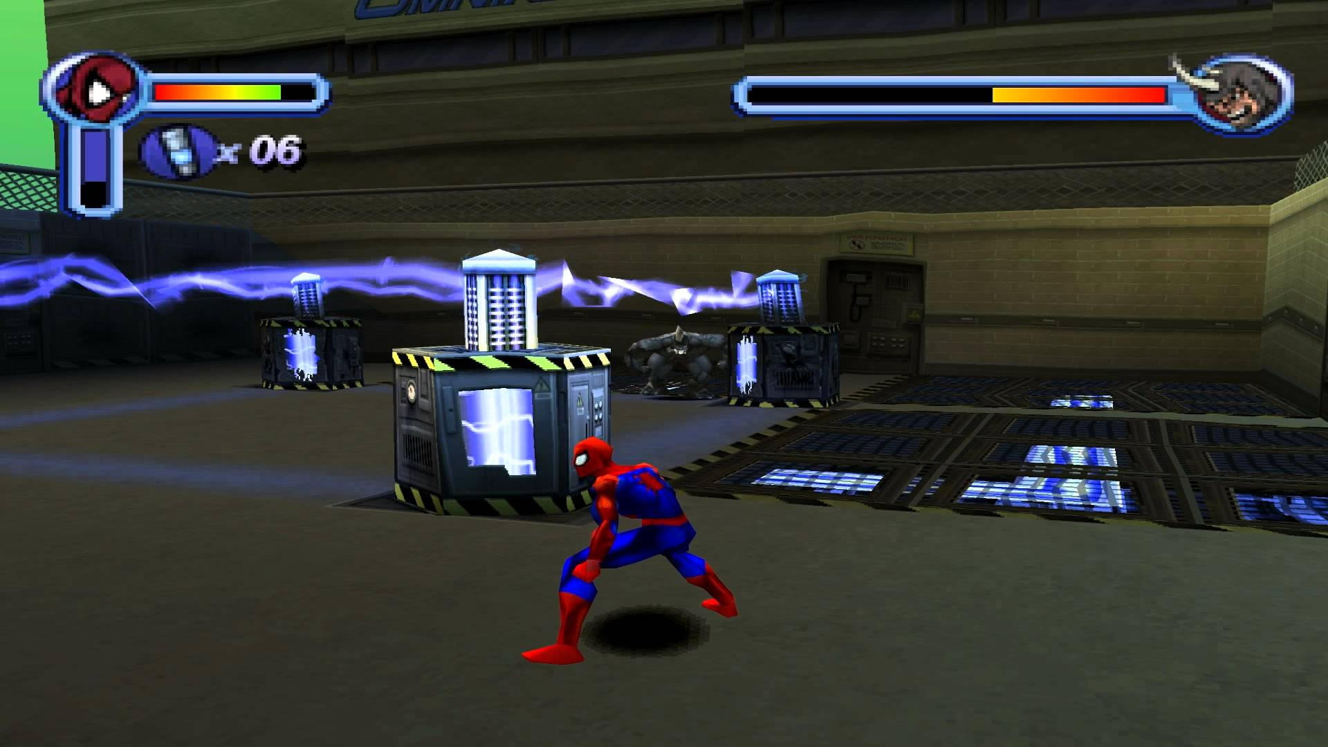 Spiderman 2000 full pc (2)