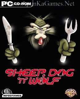 sheep dog n wolf game cover