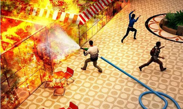 fire-escape-story-3d