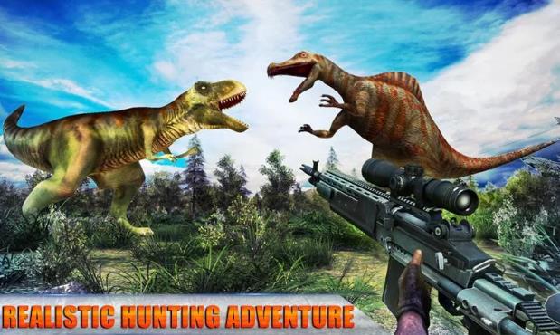 jungle-dino-hunting-3d