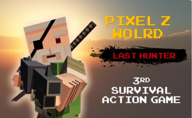pixel-z-world-last-z-hunter