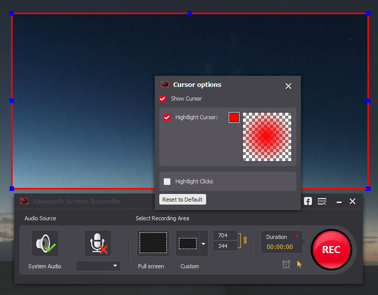 aiseesoft-screen-recorder
