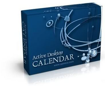 active-desktop-calender