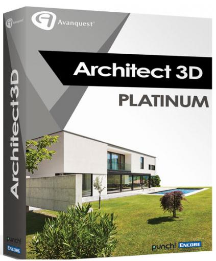Avanquest architect 3d 2017 platinum full v19 0 for Architecte 3d avanquest