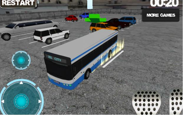 bus-driver-parking-simulator