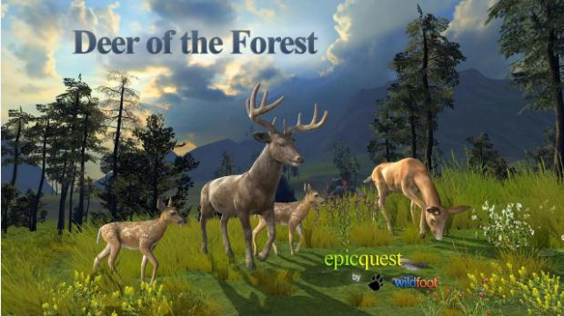 deer-of-the-forest
