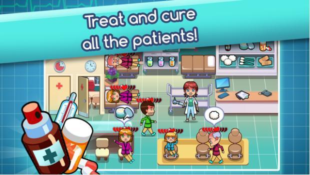 hospital-dash-simulator-game