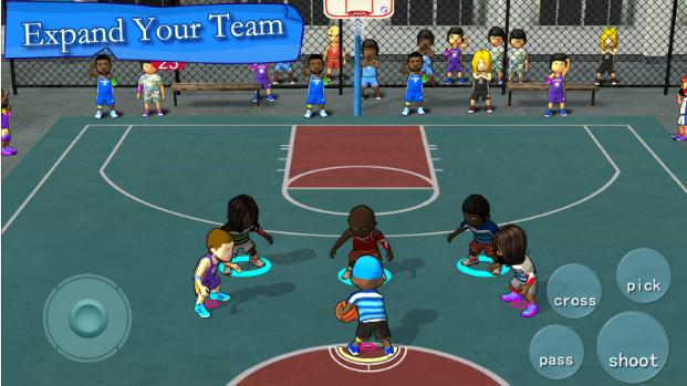 street-basketball-association