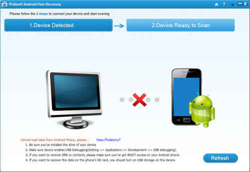 iPubsoft Android Data Recovery 2.1.11 Full İndir
