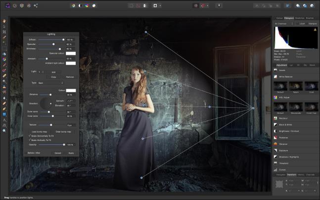 Serif Affinity Photo Full 1.6.5.112 İndir Full Download