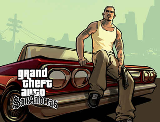 GTA-San-Andreas-Save-Game indir