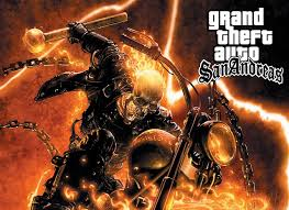 Gta Sanadreas Ghost Rider Mod