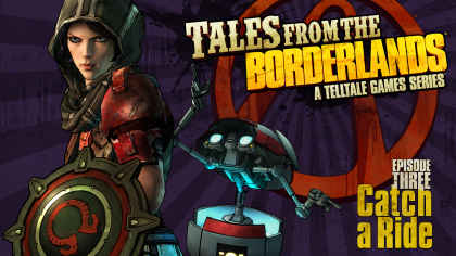 Tales from the Borderlands Episode 1--5 Türkçe