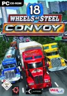 18 Wheels of Steel- Convoy-