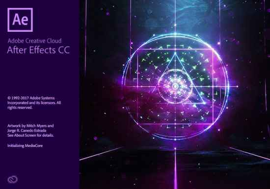 Adobe After Effects CC 2018 macOS